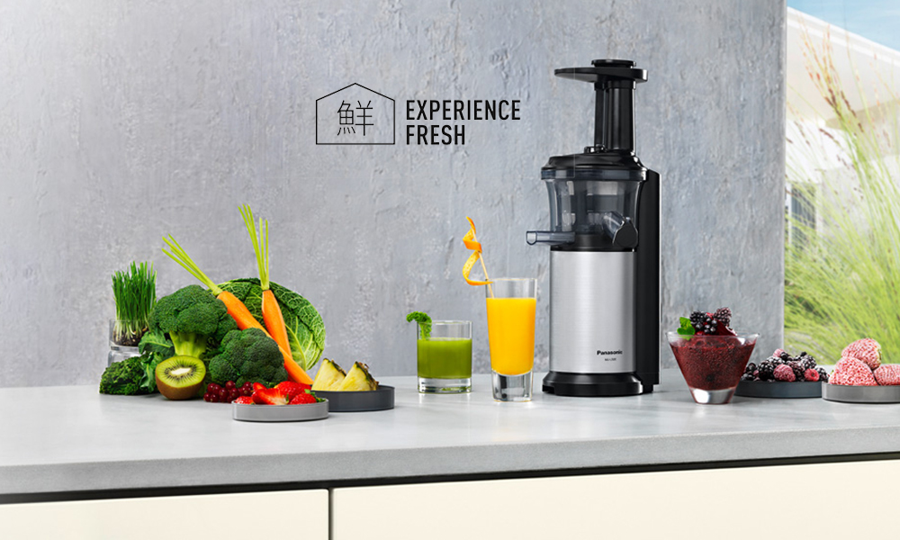 #PanasonicSlowJuicer Parties