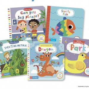 Campbell Books Read and Play Parties