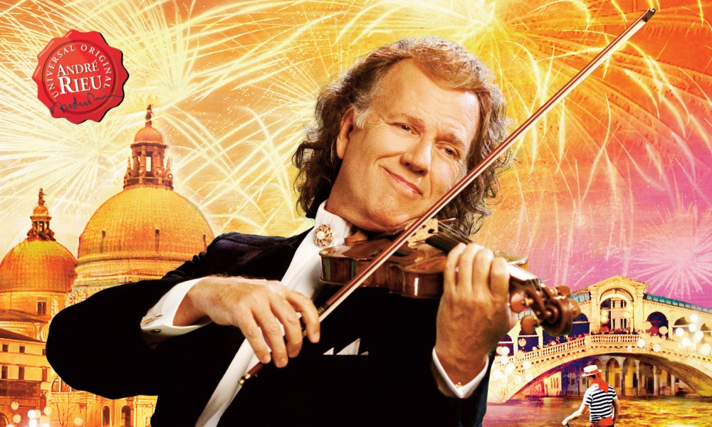 André Rieu's Week of the Waltz 2014