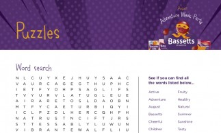 Bassetts Vitamins Party - Puzzles