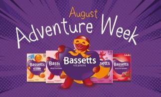 Bassetts Vitamins - Poster